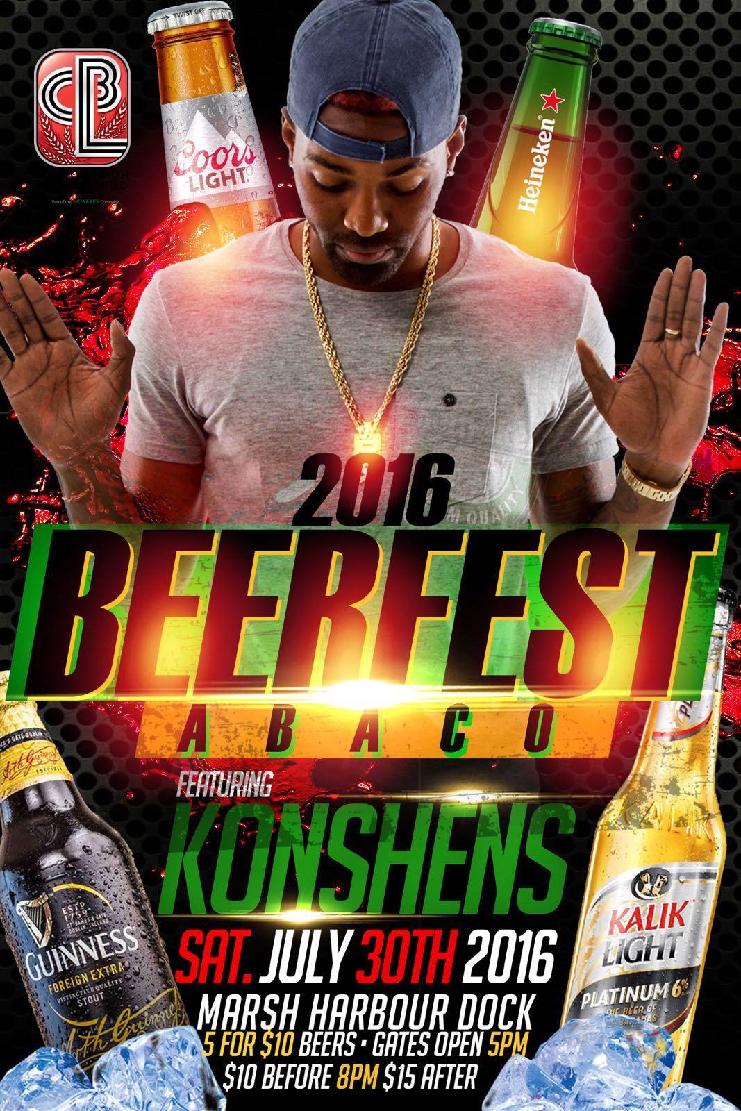 Abaco Beer Fest 2016