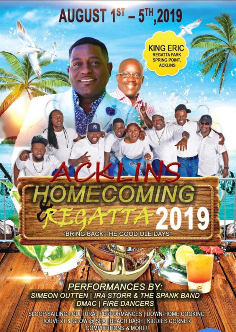 Acklins Homecoming and Regatta 2019