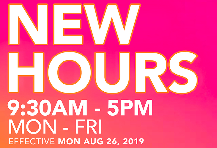 AdWorks Multimedia Marketing NEW HOURS