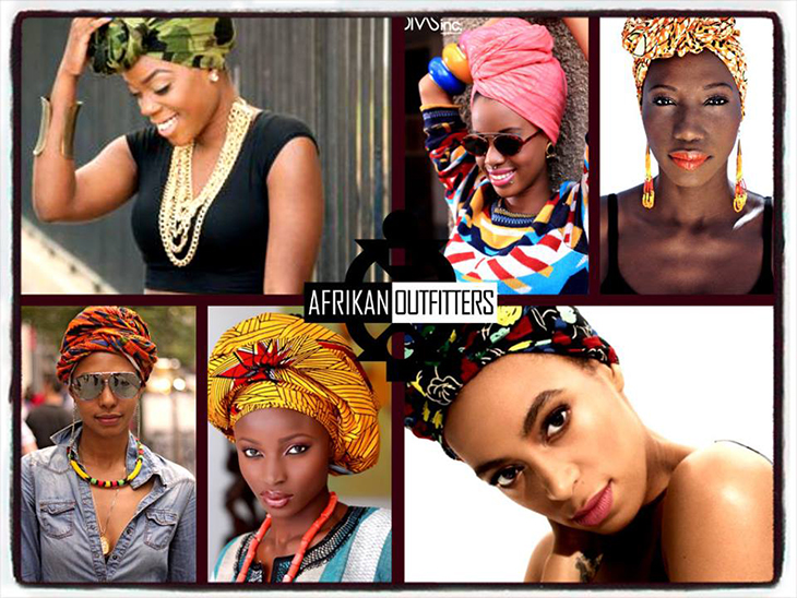 Afrikan Outfitters