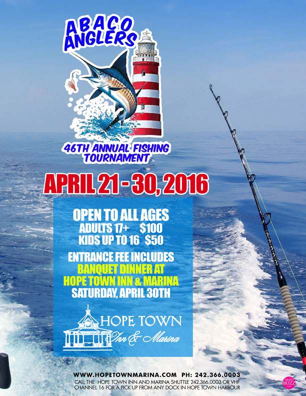 Abaco Anglers 46th Annual Fishing Tournament