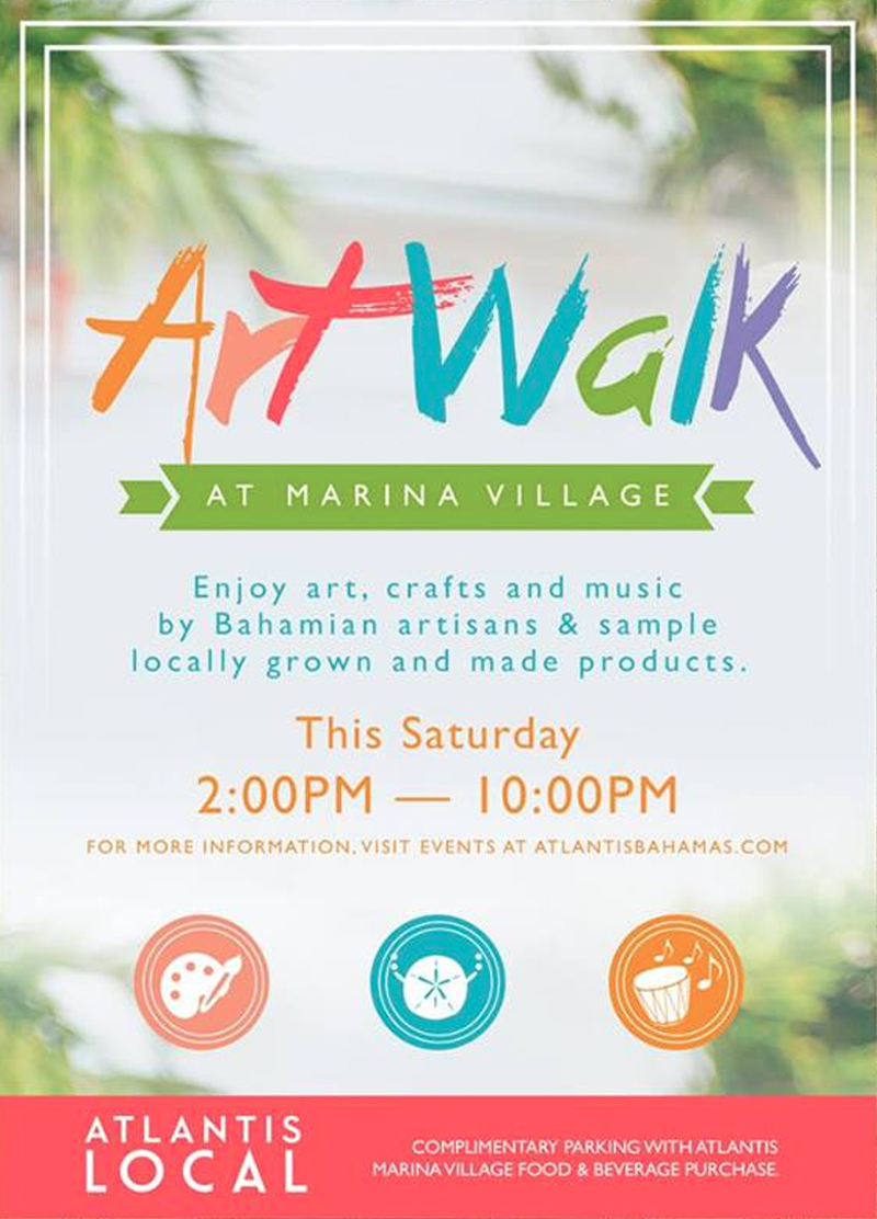 Art Walk Hosted by Atlantis Local
