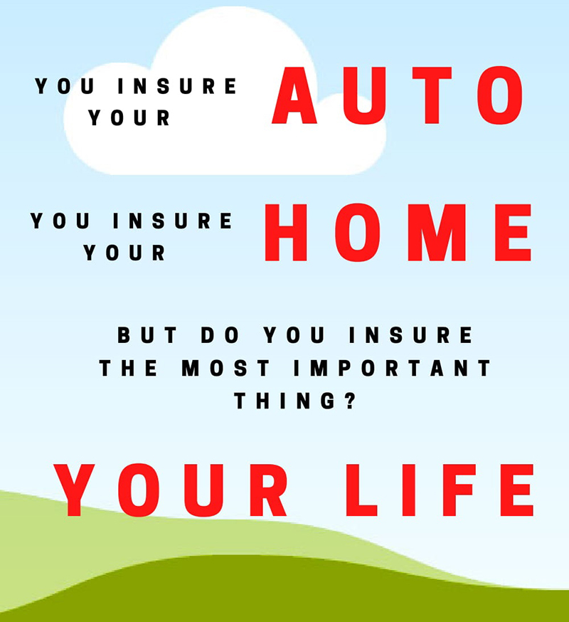 Auto, Home, Life