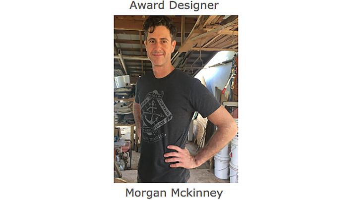 2018 Award Designer | Morgan Mckinney