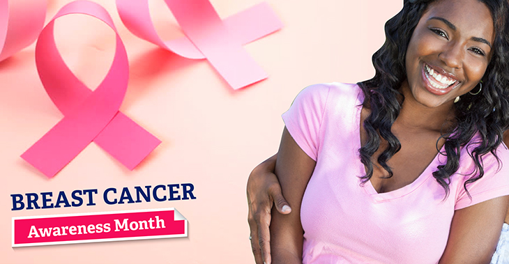 The Walk-In Clinic Breast Cancer Awareness Month