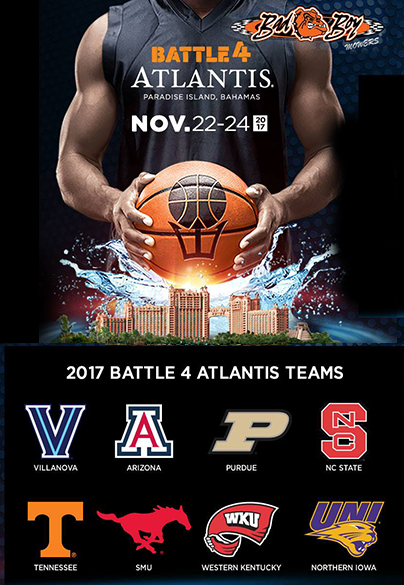 Click to go to the 2017 BATTLE 4 ATLANTIS event listing
