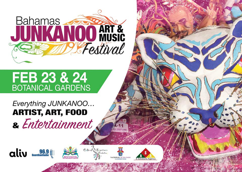 Bahamas Junkanoo Art and Music Festival