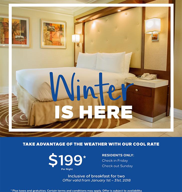 British Colonial Hilton Winter Rate