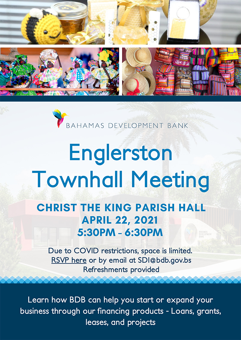 Englerston Townhall Meeting