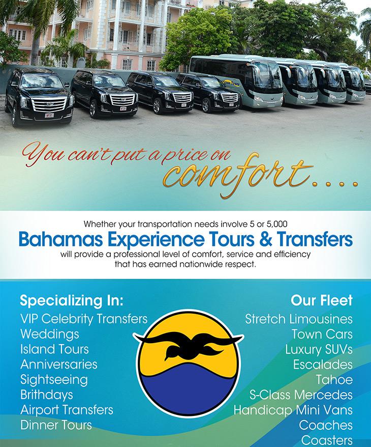 Bahamas Experience Limousines & Tours