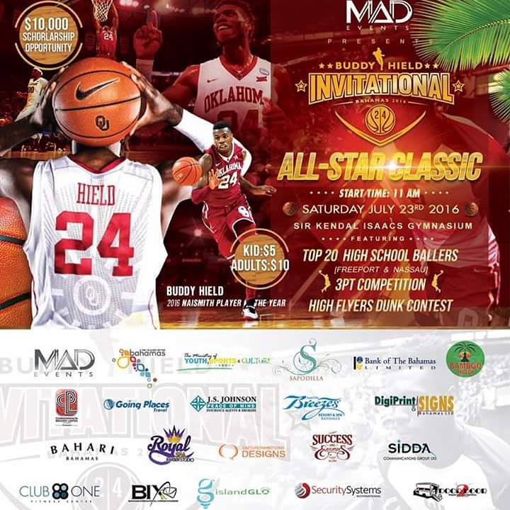 Buddy Hield Invitational|All-Star Classic