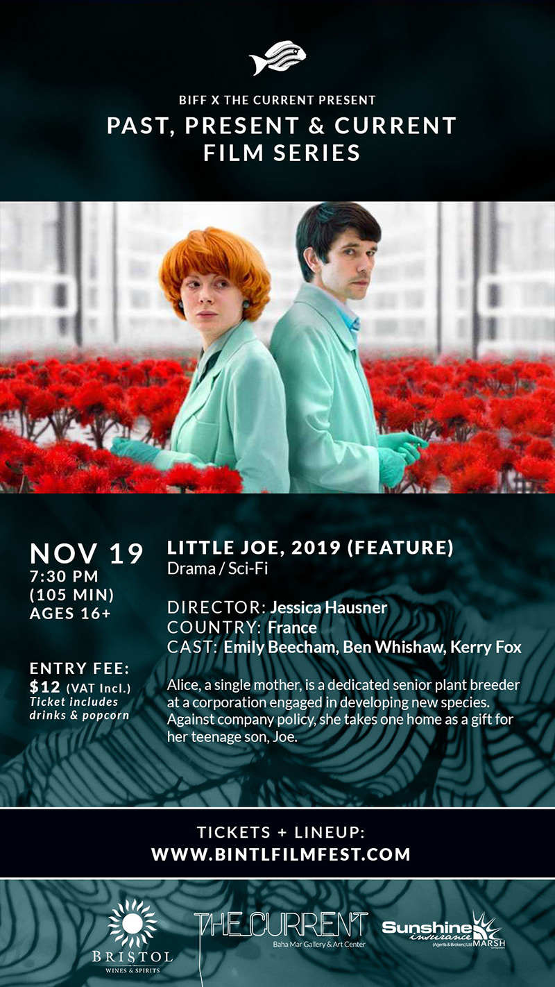 BIFF & The Currents Present: Little Joe