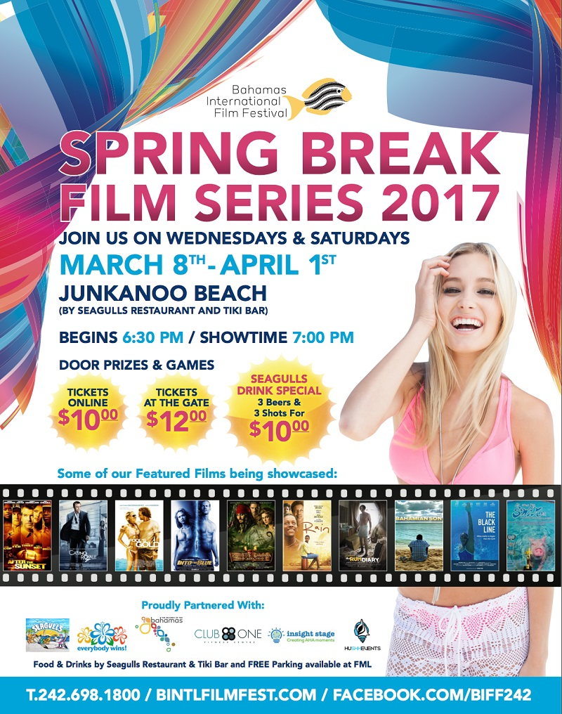 BIFF Spring Break Film Series 2017
