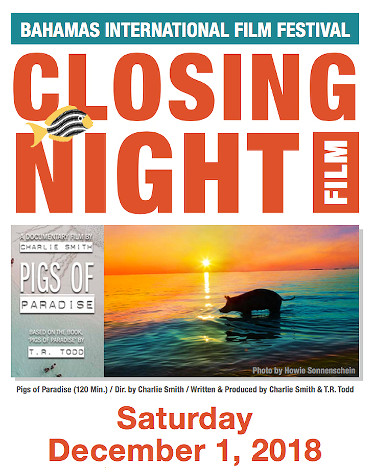 PIGS OF PARADISE Closing Night Film at 2018 BIFF | Click For More Info