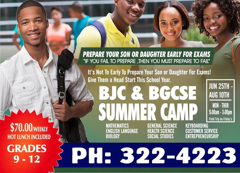 BJC & BGCSE Summer Camp - Cyber Tech Career College