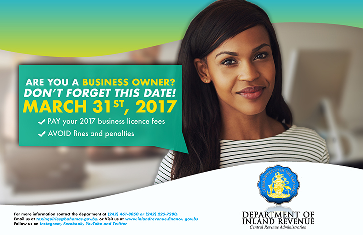 Department of Inland Revenue | Are You Business Owner?