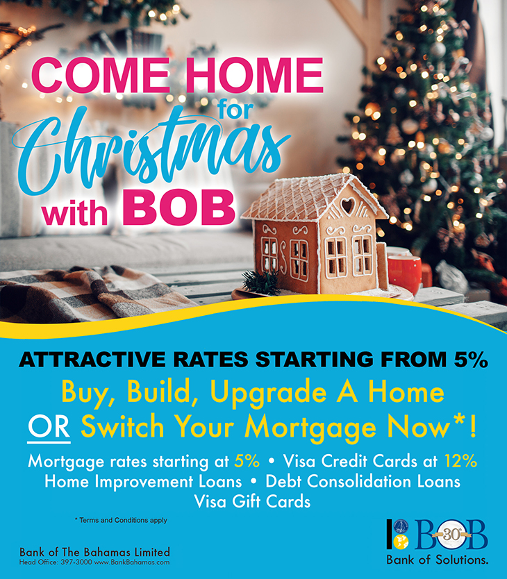BOB | Come Home For Christmas
