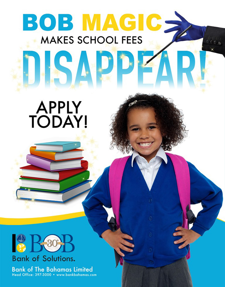 BOB | Magic Makes School Fees Disappear