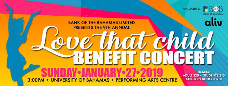 Bank Of The Bahamas Limited | Love That Child Benefit Concert