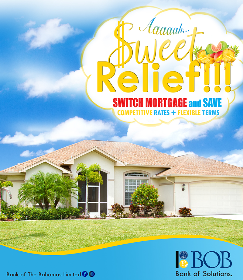 Switch Mortgage & Save With Bank Of The Bahamas