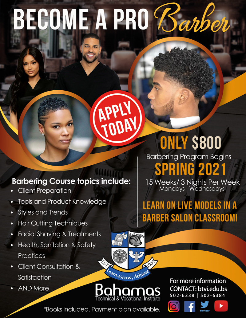 Become A Pro Barber