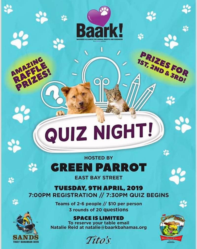 Baark Quiz Night