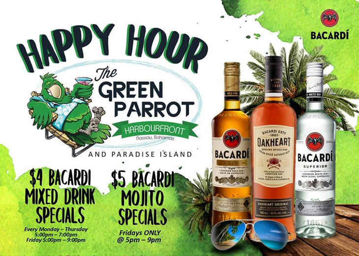 Bacardi Happy Hour