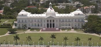Presidential Palace undamaged