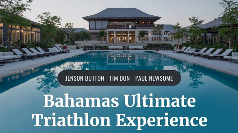 Bahamas Ultimate Triathlon Experience Hosted by KOTWF Events