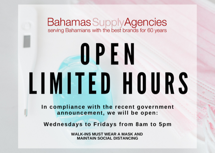 Open Limited Hours UPDATE