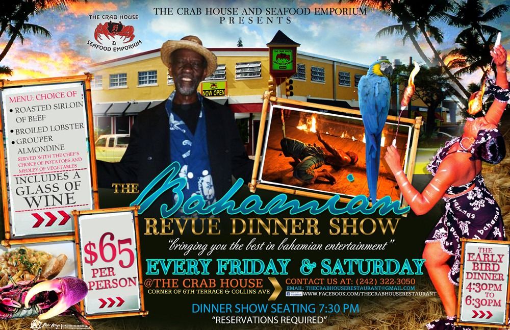 The Bahamian Revue Dinner Show