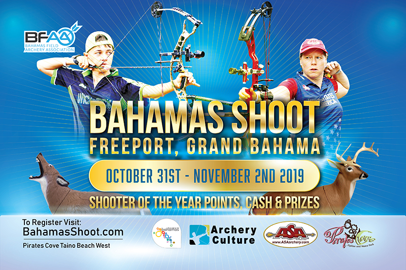 Bahamas Field Archery Association presents Bahamas Shoot 2019