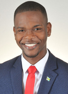 Travis Robinson | FNM Candidate for Bain and Grants Town