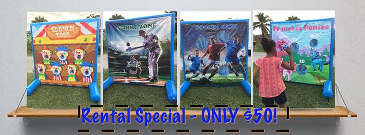 Rental Specials - $50