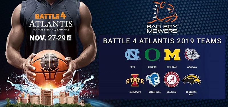 2019 Bad Boy Mowers Battle 4 Atlantis