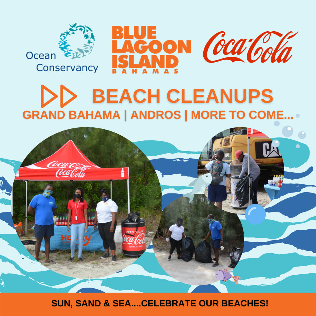 Everyday is Earth Day - Beach Clean Up