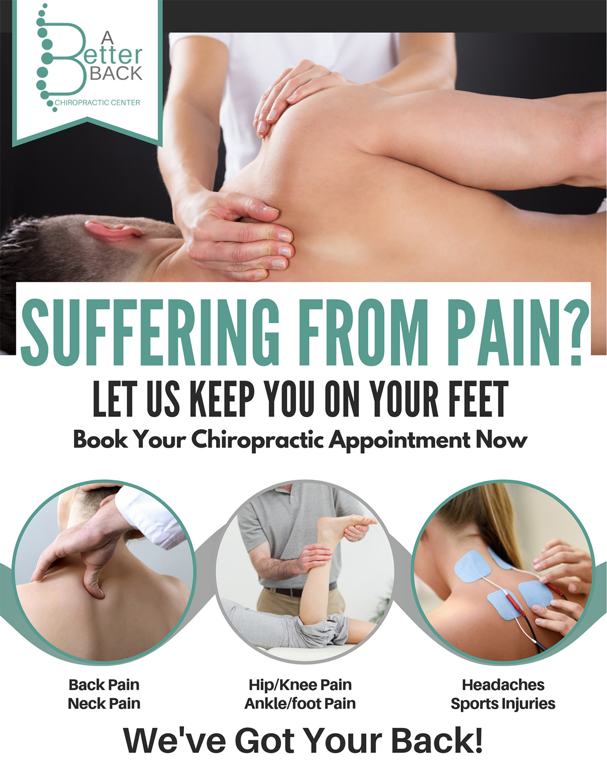 Suffering From Pain?