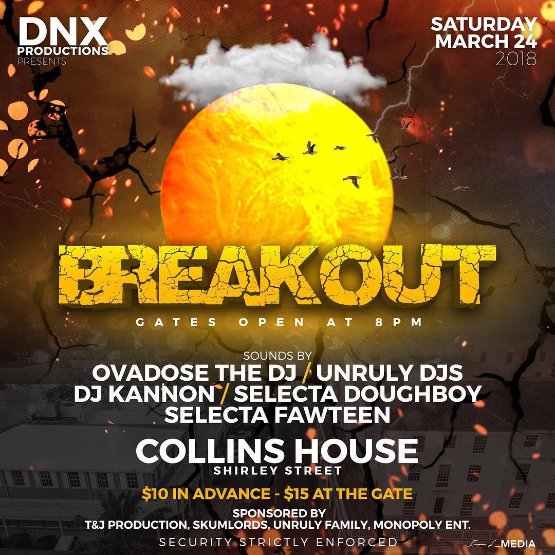 Breakout Presented By DNX Productions