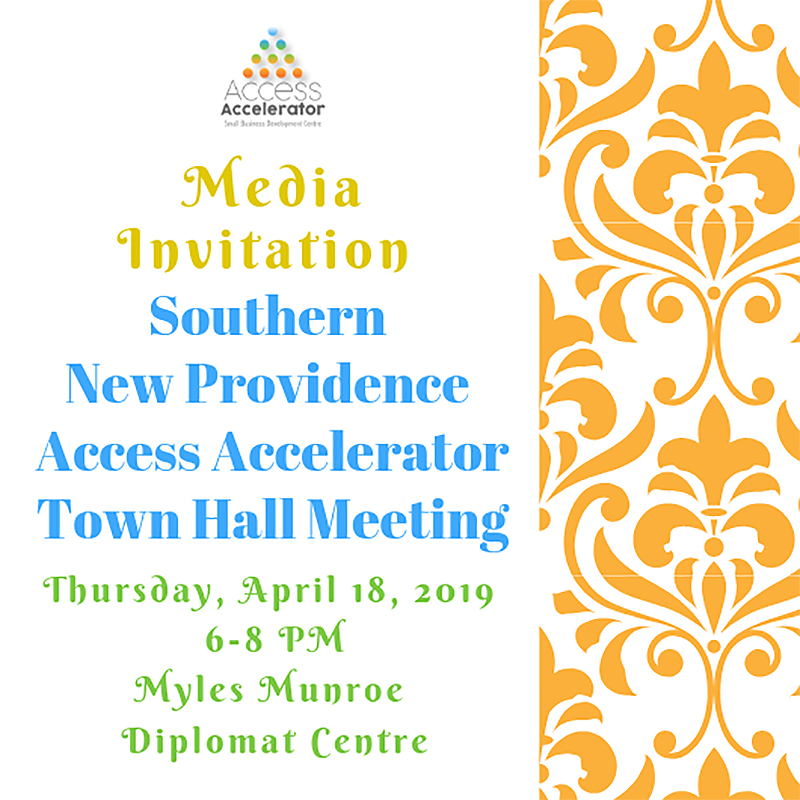 Access Accelerator Southern New Providence Town Hall Meeting