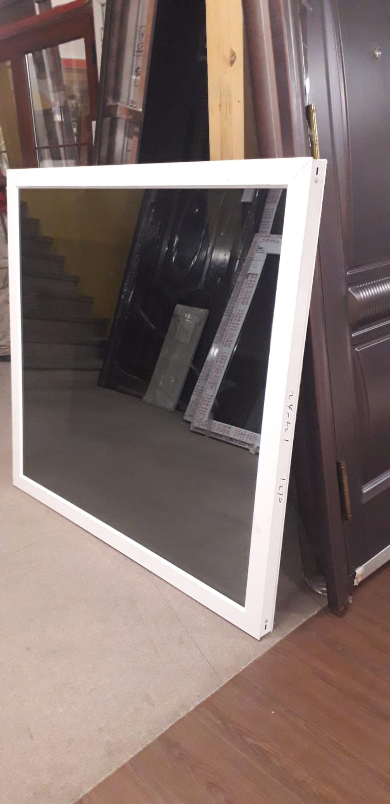We Buy - U Sell Bullet Proof Fixed Glass