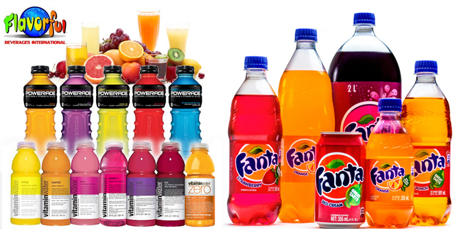 Caribbean Bottling Co Brands | Fanta and Flavorful