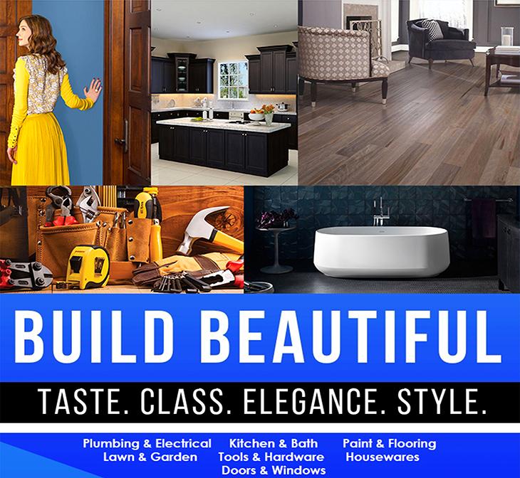 Build Beautiful. Taste. Class. Elegance. Style. CBS Bahamas!