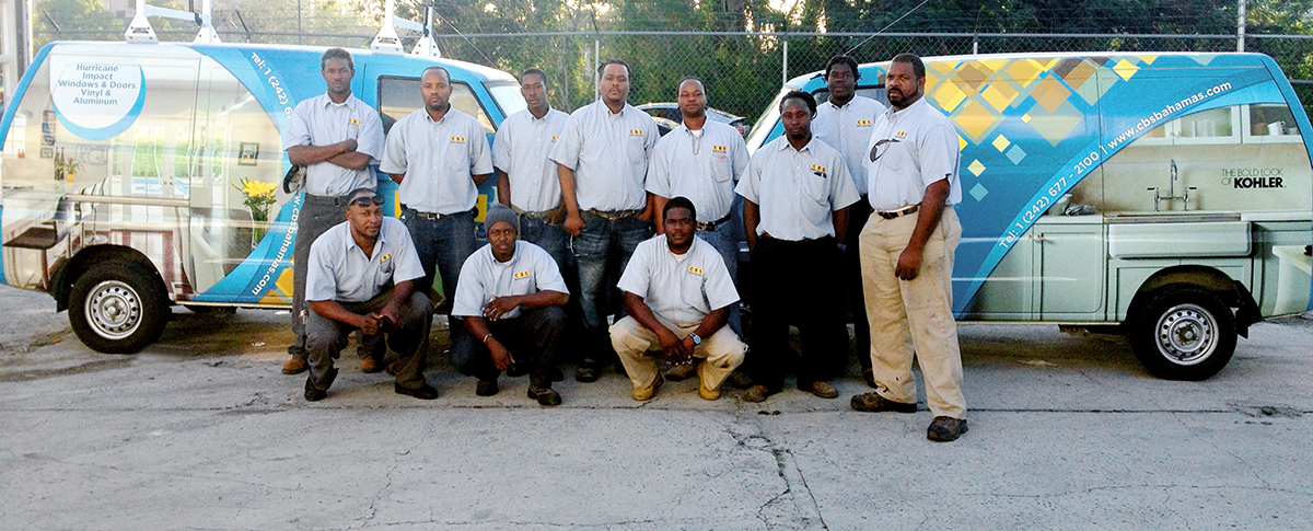 Say Hello To Our Service Staff