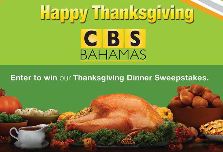 Thanksgiving at CBS Bahamas!