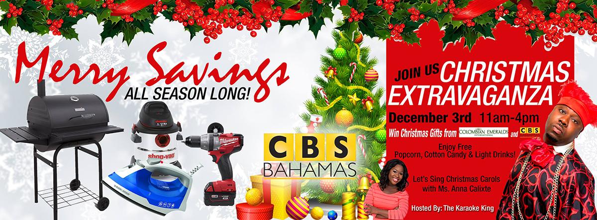 CBS Bahamas Merry Savings