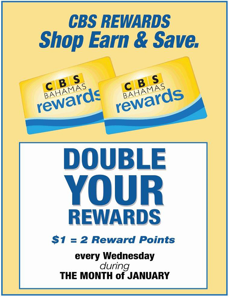 Take advantage of #DoublePointsMadness. For every $1 you get double reward points every Wednesday for the month of January.></a></center><br /> <center><a href=