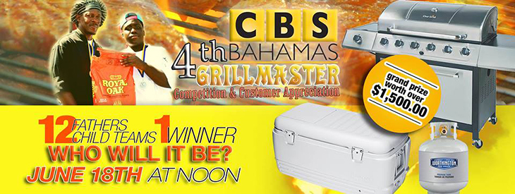 CBS Bahamas 4th Annual Grill Competition