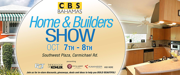 CBS Bahamas Home and Builders Show