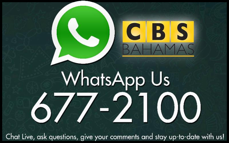 Whatsapp Us At CBS Bahamas