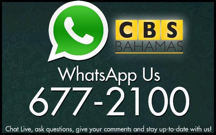Whatsapp Us At CBS Bahamas